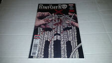 The Punisher  # 8 (2017, Marvel) 1st Print Cloonan
