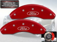 """2008-2012 """"Ford"""" Escape XLS XLT Limited Front Red MGP Brake Disc Caliper Covers"""