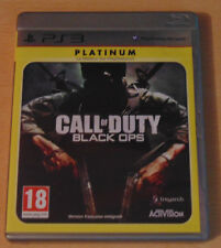 PS3 / CALL OF DUTY / BLACK OPS (Platinum)