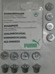 Schraubstollen Puma 16 mm Schraub Stollen für Rasen und tiefe Böden