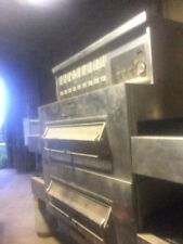"Middleby Marshall conveyor pizza oven gas ""NO RESERVE"""