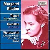 Tippett: Piano Sonata No. 1; Hamilton: Piano Sonata; Wordsworth: Cheesecombe Suite; Piano Sonata; Ba (2008)