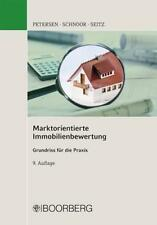 Marktorientierte Immobilienbewertung Hauke Petersen, Verkehrswertermittlung