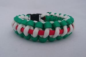 ALSAR Association of Lowland Search and Rescue paracord 550 Bracelet