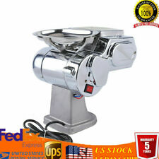 Meat Cutter Commercial Electric Mini Slicer Processing Equip 600w Automatic 110v