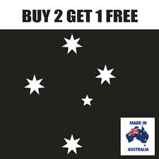Australian Southern Cross sticker Decal Vinyl