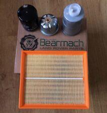 Bearmach Land Rover Disco 2 Td5 Full Service Kit Oil Air & Fuel Filters Bk14dis
