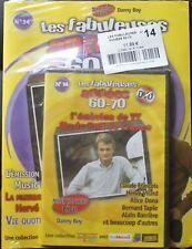 LES FABULEUSES ANNÉES 60-70 N°14  DVD + magazine