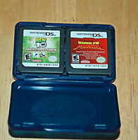 Nintendo DS BEN 10 Protector Of Earth & KUNG FU PANDA Two Video Game Carts Only