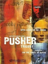 NEW - Pusher Trilogy by Nicolas Winding Refn