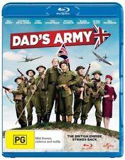 Dad's Army (Blu-ray, 2016) Movie / Film - BRAND NEW / SEALED