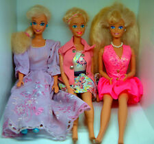 3 x Mattel Baby Puppen laut Abbildung als Konvolut