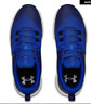 UNDER ARMOUR HOVR Rise Mens Trainers UK 8 US 9 EUR 42.5 REF 5920^
