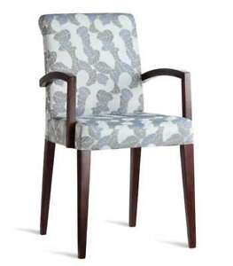 Modern Armchair Chair 1x Dining Room Television Lounge Seat Padded New
