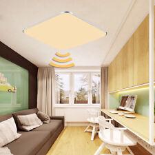24W Warm Deckenlampe LED Sensorlampe Leuchte Flurlampe mit Bewegungsmelder Radar