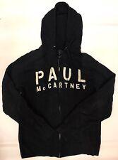 Paul McCartney OUT THERE Concert Tour Men's Hoodie Sweatshirt Size L Beatle Worn