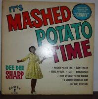It's the Mashed Potato Time Dee Dee Sharp 33RPM C-1018  100816LLE