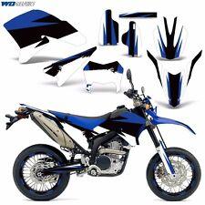 Yamaha Graphic Kit WR 250x WR250 X/R Bike Decal Wrap w/ Backgrounds 2007-2016 RB