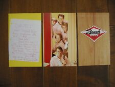 Beach Boys Good Vibrations Box Set Promotional Postcards, Capitol Set of 3, Rare