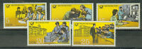 DDR Briefmarken 1981 Bildung in der Post Mi.Nr.2583-2587** postfrisch