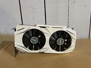 Used Asus AMD Radeon RX 480 4GB White
