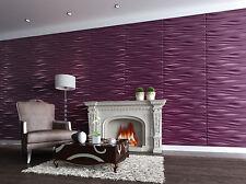 3D Wandpaneele Wandverkleidung Deckenplatten Wandverblender INREDA