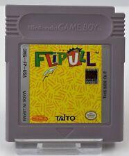 Nintendo Game Boy GB - Kirby´s Black Ball + Flipull