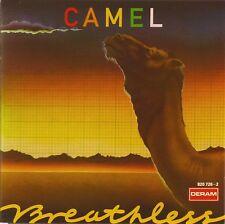 CD-Camel-Breathless - #a953