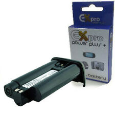 Ex-Pro Digital Camera Battery 2000mAh EN4 EN-4 for Nikon D1 D1H D1X