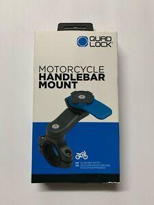 Quad Lock Motorcycle Handlebar Mount - QLM-MOT NEW Bicycle Ride Smartphone