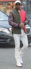 Hilfiger Denim Bold Varsity Jacket Size M Lewis Hamilton RARE!!!!