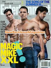 Entertainment Weekly 6/15,Channing Tatum,Matt Bomer,Joe Manganiello,NEW