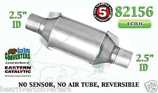 "82156 Eastern Universal Catalytic Converter ECO II 2.5"" 2 1/2"" Pipe 10"" Body"