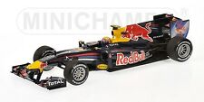 Red Bull Rb6 Mark Webber 2010 1:43 Model MINICHAMPS