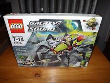 LEGO, GALAXY SQUAD, CRATER CREEPER, KIT #70706, 171 PIECES, NIB, 2013