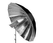 Reflexschirm für Fotostudios in Schwarz