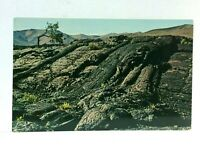 Moon National Monument Idaho Craters Postcard