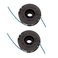2 x ALM Tondeuse débroussailleuse bobine & ligne pour Grizzly ERT 450/8 FRT 430