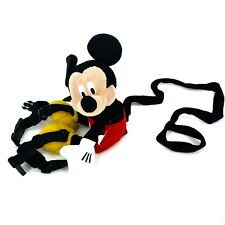 Mickey Mouse Toddler Safety Harness Animal Backpack Walking Strap Rein