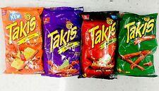 4 x9.9oz Takis Nitro, crunchy fajitas, fuego, explosions Tortilla Chips Pick Any