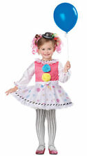 Clowns & Circus Polyester Complete Outfit Costumes for Girls