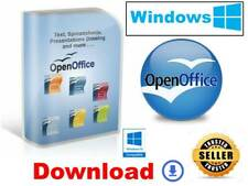 Open OFFICE 2019 PRO Edition Word Processor Microsoft | Windows Download