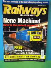 RAILWAYS ILLUSTRATED APRIL 2008 > SWIFT IS THE PERFECT PRESERVED 47 # SEE PHOTO