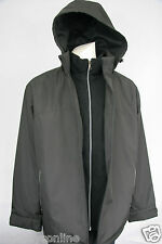 Weatherproof Jacket  Java Brown Water Resistant   XL Cold Protection Warm Wind