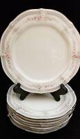 "Noritake ROTHSCHILD Ivory china Salad Plate 8 1/4"" MINT Set of 4 More Avail"