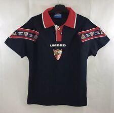 Sevilla Third Football Shirt 1998/99 Adults Small Umbro