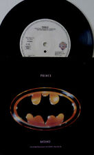 "7"" 1982 OST BATMAN GERMAN PRESS VG+++ ! PRINCE Batdance"