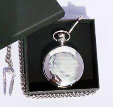 Alice In Wonderland Quote Have I Gone Mad Full Hunter Engraved Pocket Watch