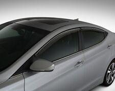 Genuine Hyundai 2011-16 Elantra sedan sport visors