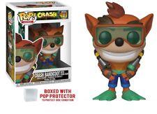 Funko Pop Games: Crash Bandicoot - Coco Collectible Figure w/ protector case